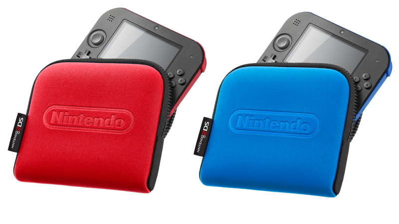 Introducing... The Nintendo 2DS. No, That's Not a Typo.