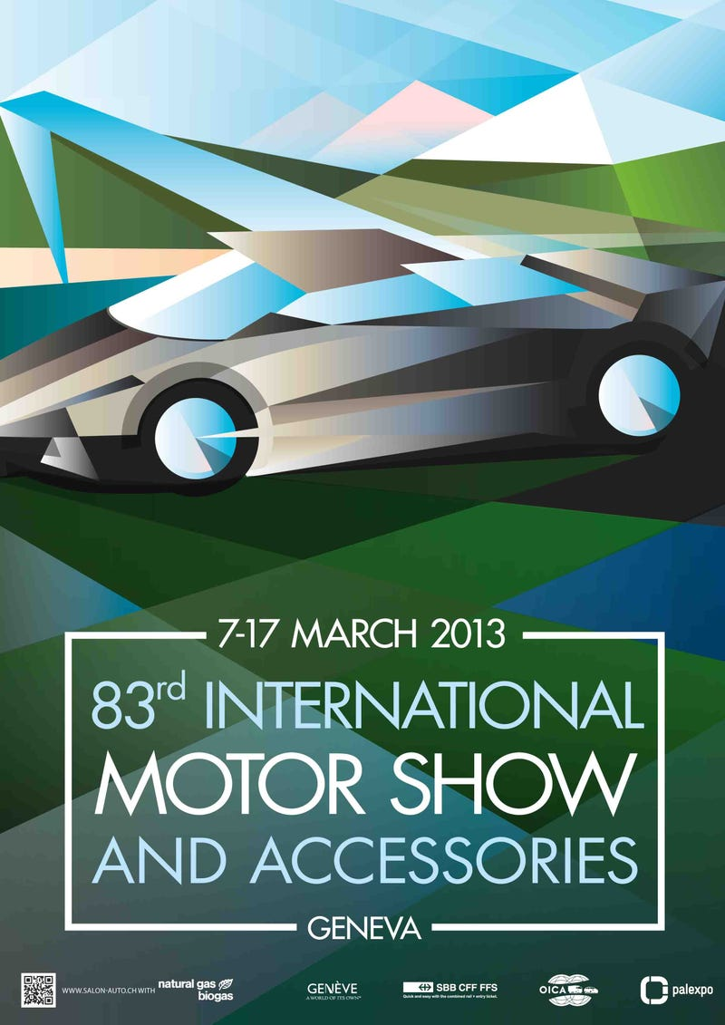 The Best Motor Show Posters