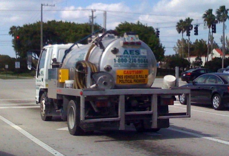 This Honey Wagon Has A Sense Of Humor