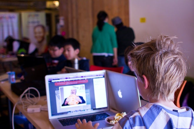 Facebook Engineer Turns 5-Year-Olds Into Hackers