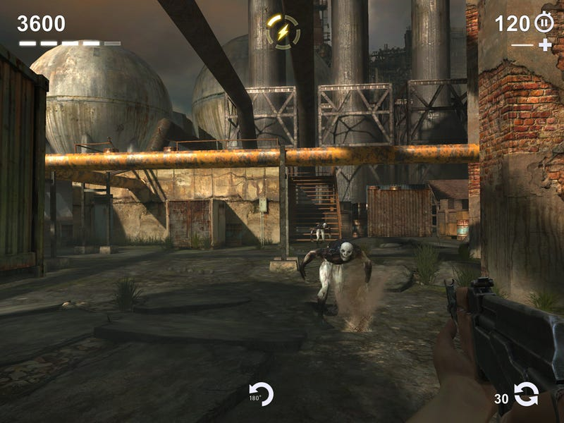 Former Battlefield Dev Plans to Change the Way Mobile Shooters Play with The Drowning