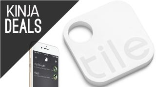 Everything Lost Is Found With These Discounted Tile Trackers