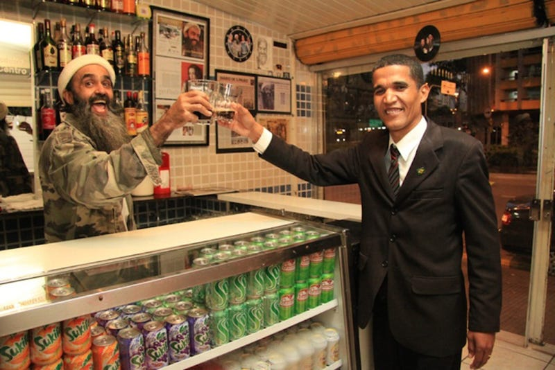 There Are At Least Three Osama bin Laden-Themed Bars In Brazil