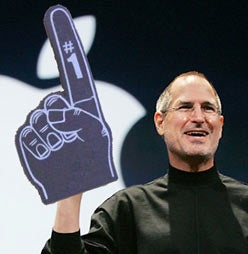 Apple Quarterly Revenues Over $10 Billion for First Time Ever