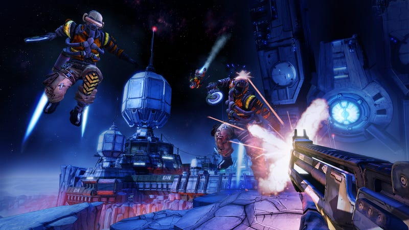 The Next Big Borderlands Game Will Let You Play As Claptrap