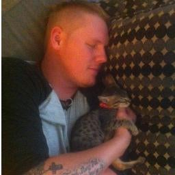 Mat Latos Has A Cat And Its Name Is Cat Latos