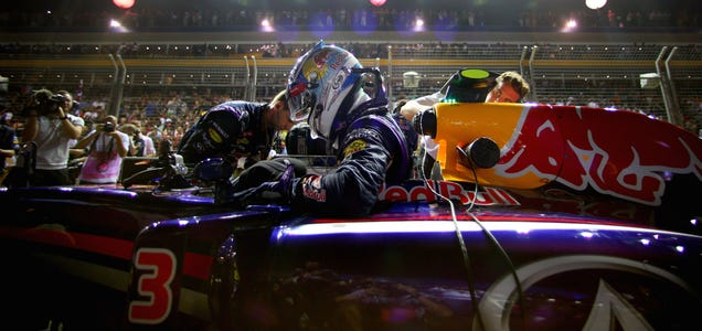 Red Bull Racing Is The NASA Of Cheating