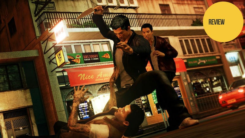 Sleeping Dogs: The Kotaku Review