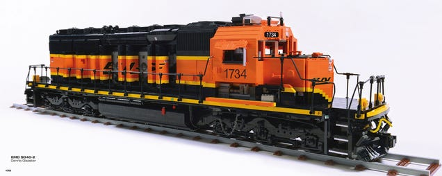 The Art of Lego Scale Modeling Will Make You Wish You Were a Better Builder