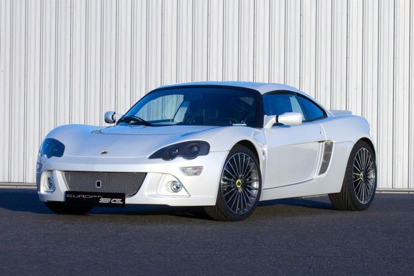 Lotus Europa Gets More Power, Entry-Level Model