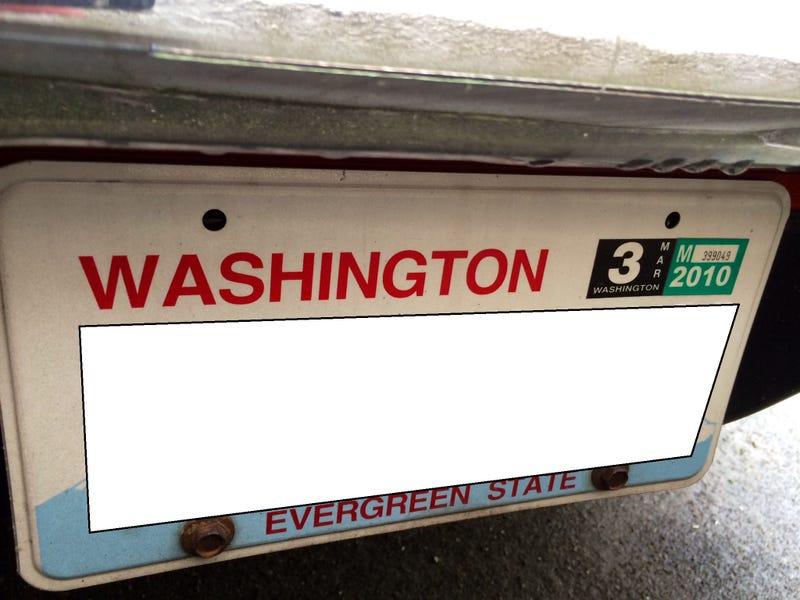 Seen around Seattle: the Mystery Mach 1