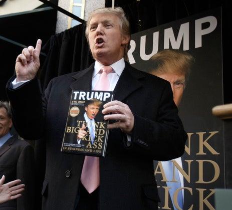 Trump Sued By Trump Wannabe