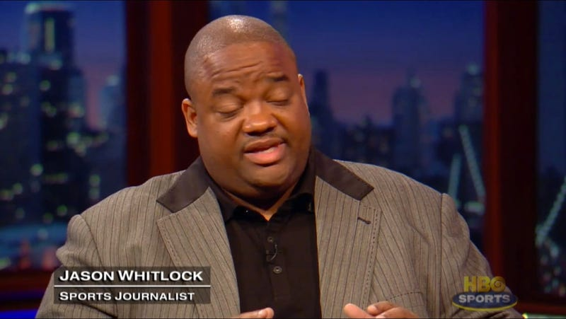 "ESPN: Whitlock's Thayer Evans Comments ""Not Acceptable."""