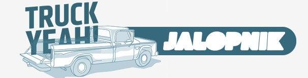 Help Us Pick A Truck Yeah! Logo!