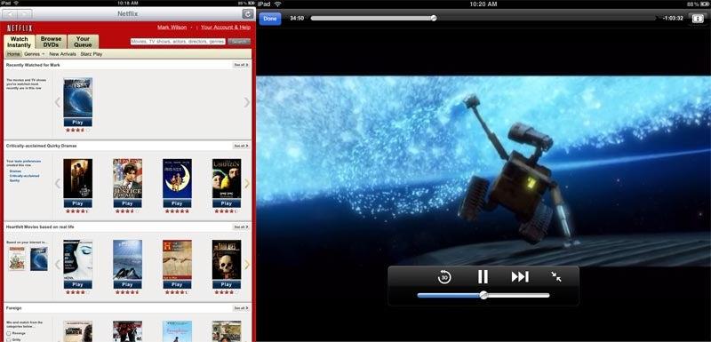 iPad Entertainment Apps