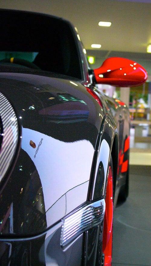 Porsche 911 GT3 RS: Mega-Gallery