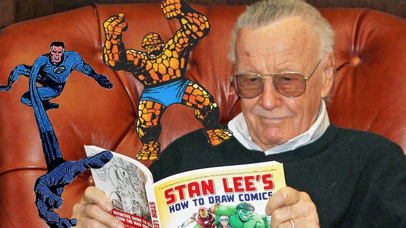 Stan Lee on Which Superhero Has the Best Penis