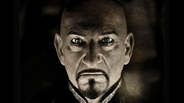 Ben Kingsley cast as the big bad villain in Iron Man 3