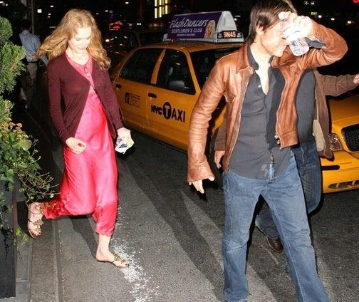 After Seeing His Play, Nicole Kidman Does Her Best James Gandolfini Impression