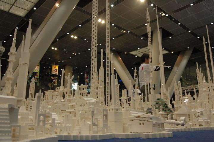What It Was Like Rebuilding Japan Out of LEGO