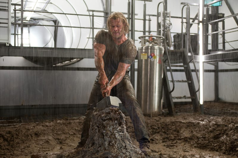 """Thor"" mixes science with magic, but science wins"