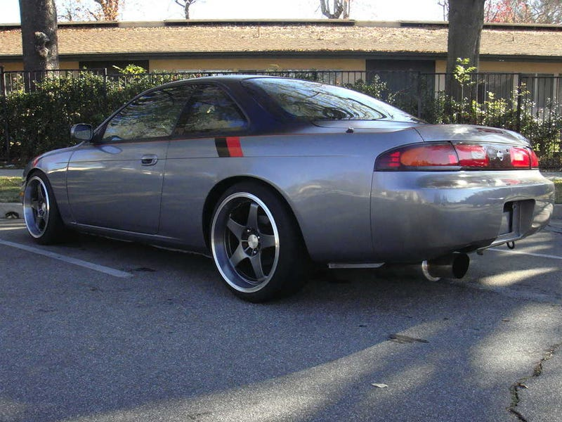 For $8,500, Get Some Modest SX Appeal
