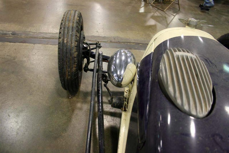 1924 Dodge Modified, Skinny-Tired Dirt-Racing Awesome