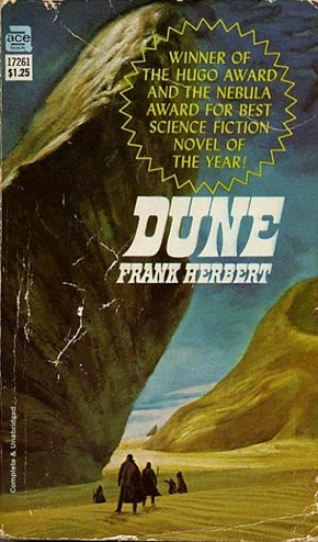 """""""Dune"""" Started As A Nonfiction Article About Oregon's Ecosystem"""