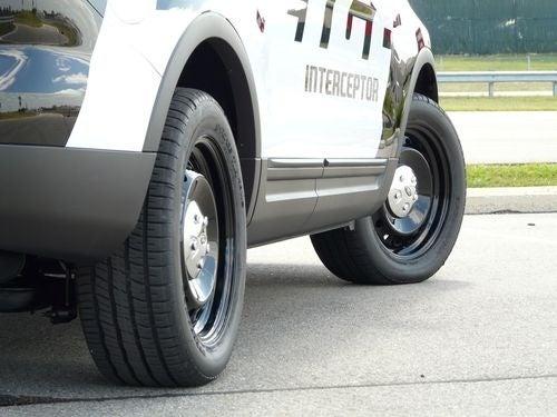 Ford Interceptor Utility Exterior