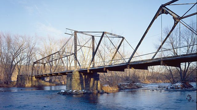 Two Men Charged With Stealing Entire Bridge