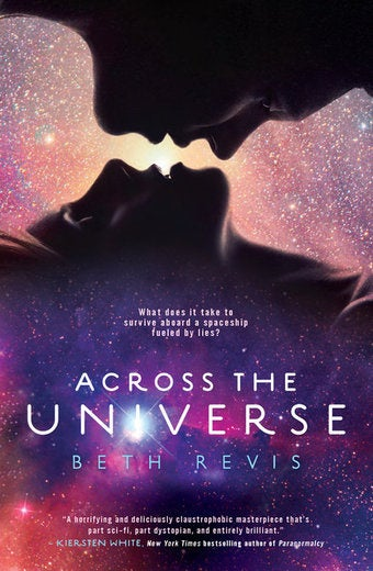 Read the first 111 pages of the new dystopian YA novel Across the Universe