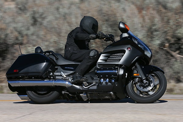RideApart Review: Honda Gold Wing F6B