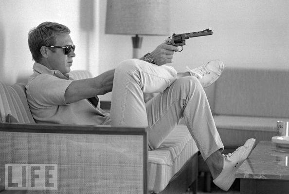 At 80 Years Old, Steve McQueen is Still Cooler Than You