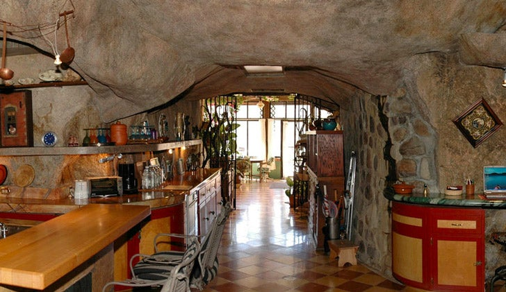 Remarkable Cave Houses, Including the Homes that Inspired Tolkien