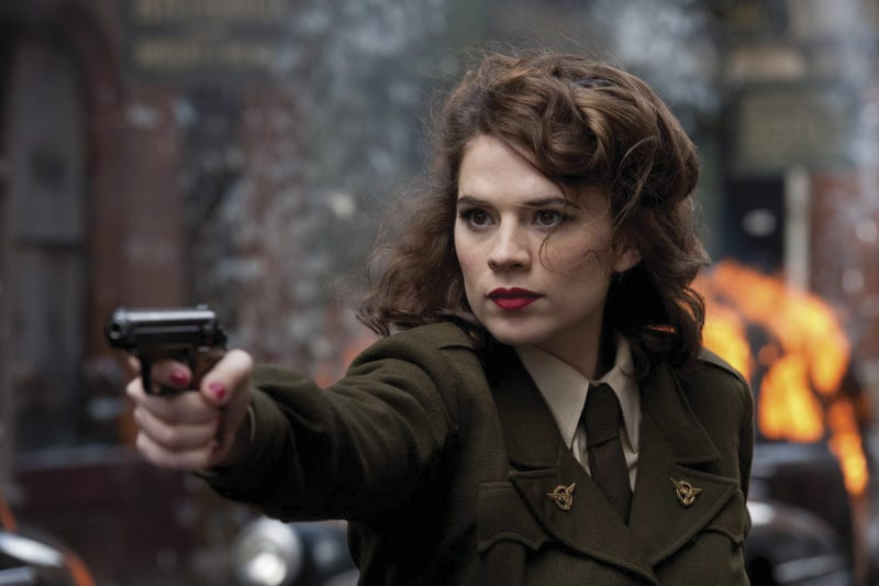 The Agent Carter TV show is OFFICIAL!