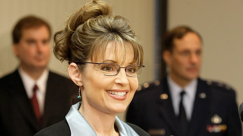 Sarah Palin Seems a Little Sad About Having Her Fox Interviews Cancelled