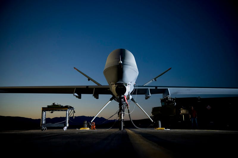 Air Force Says Drones Won't Carry Nukes…For Now