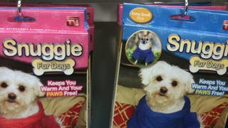 Surprise Surprise the Snuggie Was Too Good To Be True