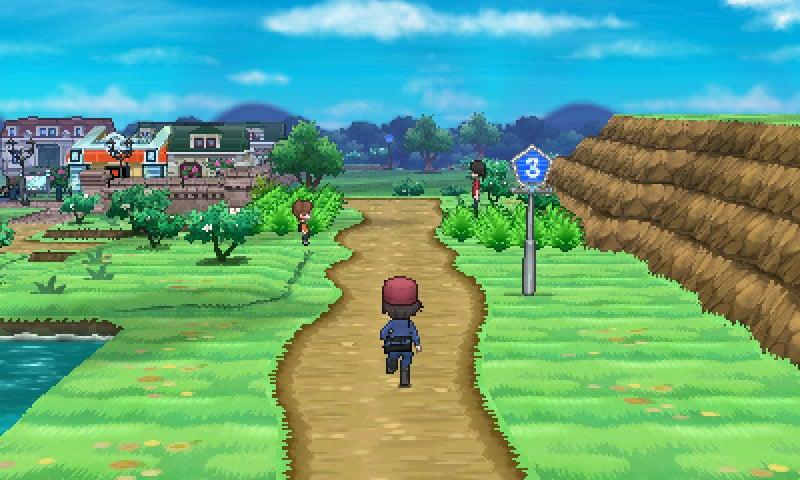 Let's Marvel at How Pretty Pokémon X/Pokémon Y Looks