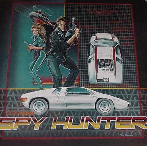 Spy Hunter Movie: It's Back On