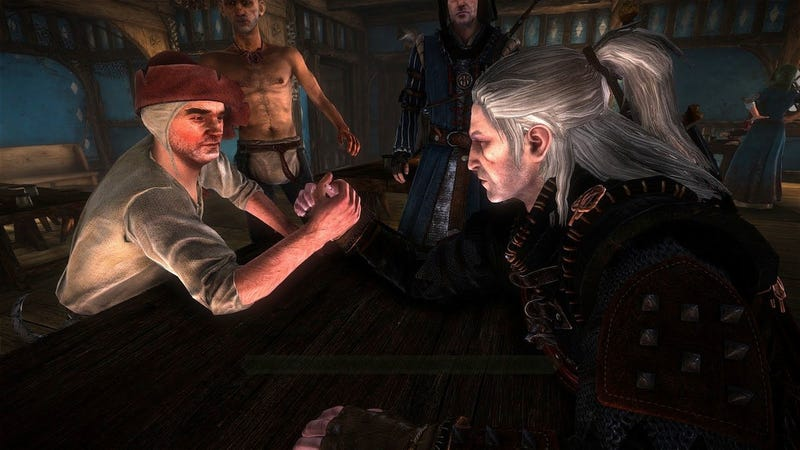 CD Projekt Retires its Witcher 2 Piracy Witch-Hunt