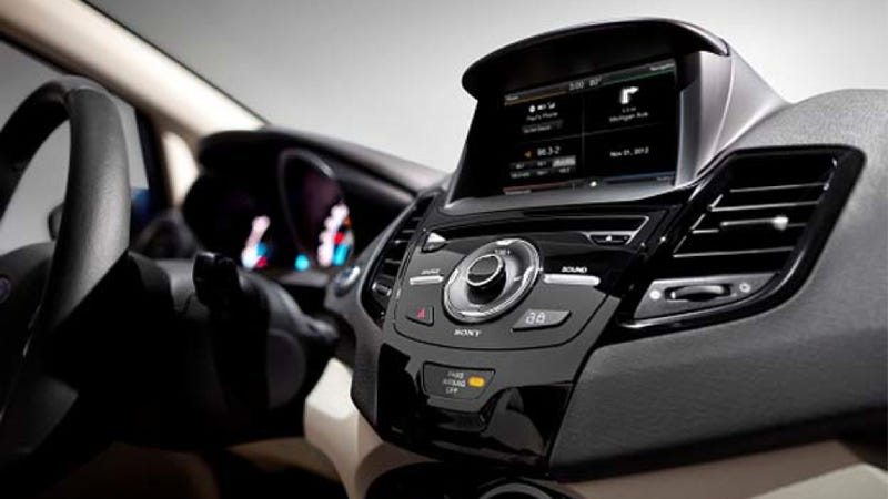 Ford Reportedly Dumping Microsoft For Blackberry, Of All People