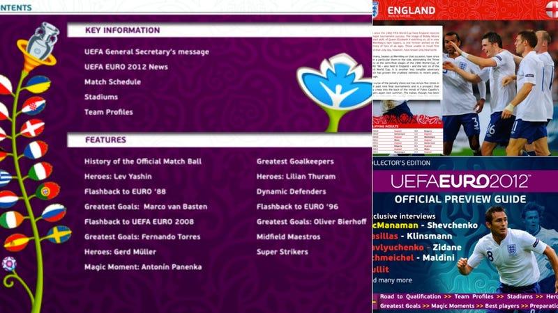Euro 2012, Vjay, and More