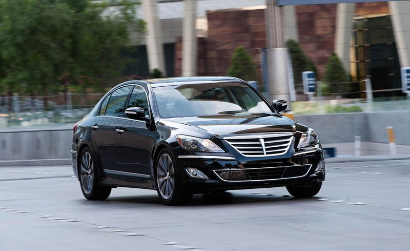The Hyundai Genesis 5.0 R-Spec Is The Most Underrated Car On Sale