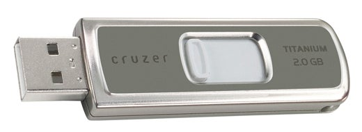 SanDisk Indestructible Giveaway: Win a 2GB Cruzer Titanium with U3