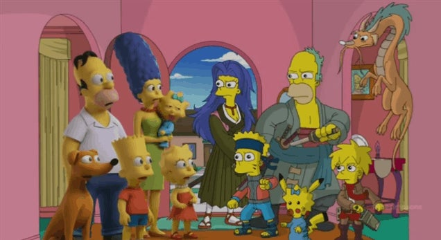 I'd Take Any One Of These Awesome Alternate Versions Of The Simpsons