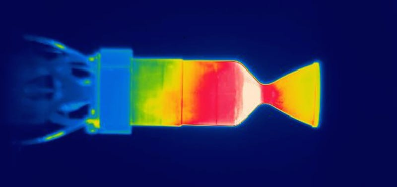 """La NASA está cada vez más cerca de desarrollar combustible de cohete """"ecológico"""""""