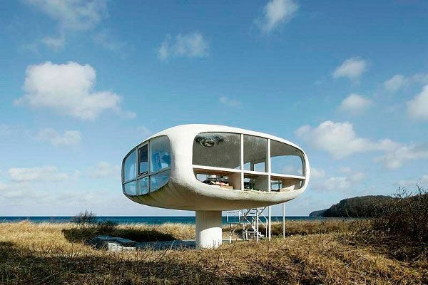 A Lifeguard Tower I Would Live In