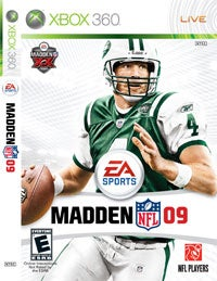 EA Considered Booting Favre from Madden Cover