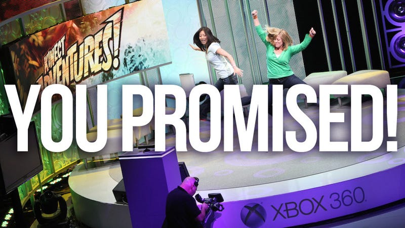 One Year Later, Did Microsoft Keep Their E3 2010 Promises?